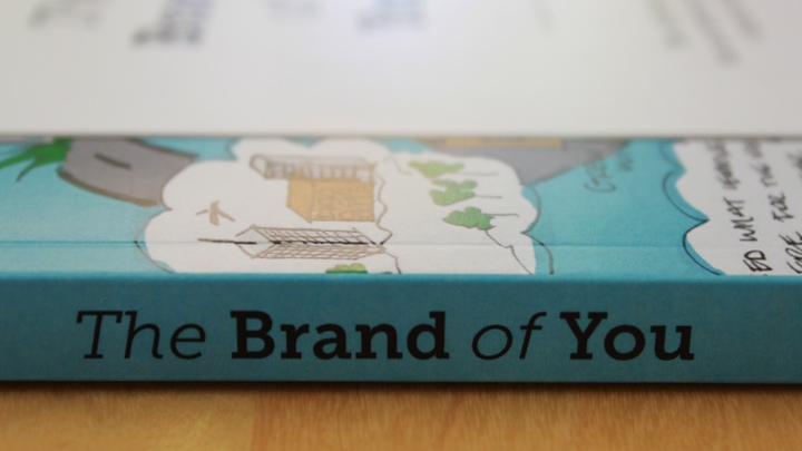 The Brand of You Cover